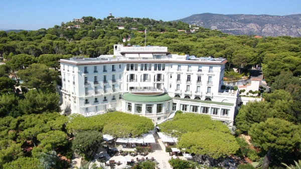 Grand-Hôtel du Cap-Ferrat A Four Seasons Hotel