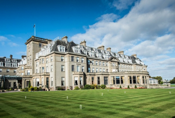 The Gleneagles Hotel Auchterarder